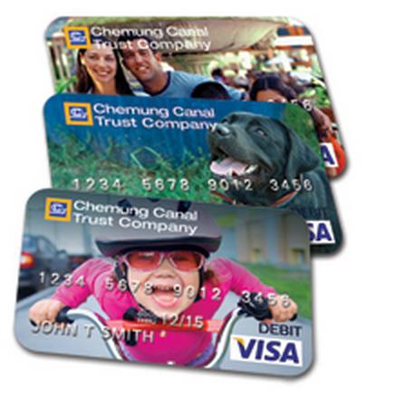 Chemung Canal Trust Company Visa Platinum Credit Card