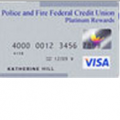 Cincinnati Police Credit Union Platinum Credit Card