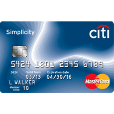 How to Apply for the Citibank Simplicity Credit Card