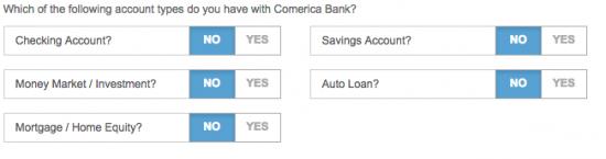 Comerica Credit Card - Apply 4