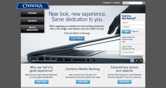 Comerica visa platinum credit card login make a payment for Comerica business credit card