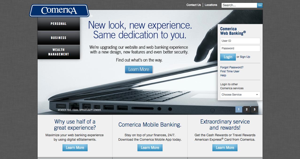 Comerica Cash Rewards American Express Credit Card Login   Make a ...