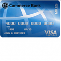 Commerce Bank Miles Credit Card
