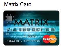 Continental Finance Matrix Credit Card - Login 2
