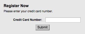 Continental Finance Surge Credit Card - Login 6
