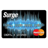 Continental Finance Surge Credit Card