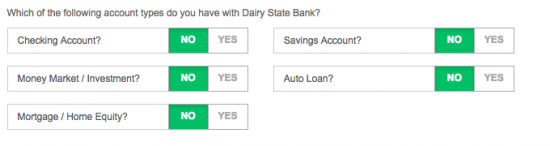 Dairy State Bank Credit Card - Apply 6