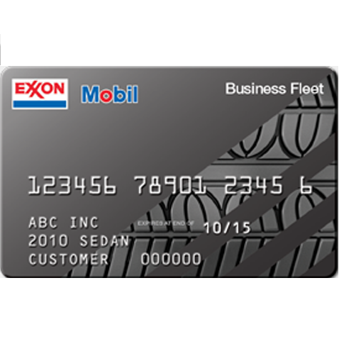 Exxon-Mobil Business Credit Card