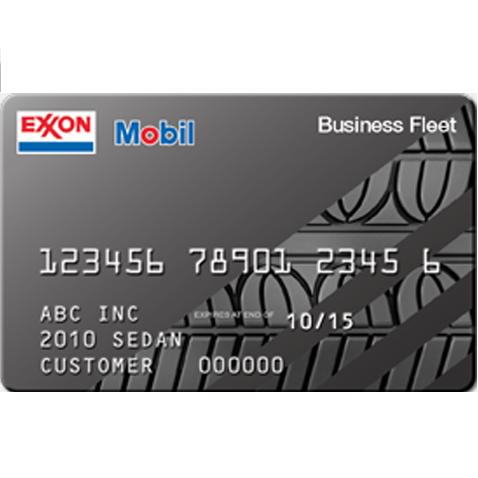 Exxon-Mobil Business Credit Card