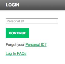 FSG Bank Credit Card - Login 2