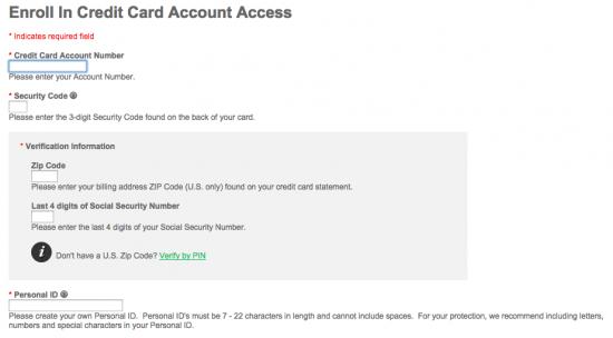 FSG Bank Credit Card - Login 5