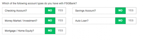 FSG Bank Credit Cards - Apply 8