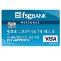 FSG Bank Visa Signature Bonus Rewards Credit Card
