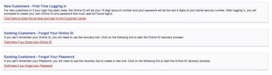 First Progress Platinum Select Mastercard Secured Credit Card - Login 3