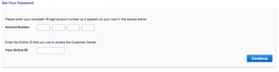 First Progress Platinum Select Mastercard Secured Credit Card - Login 5