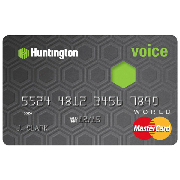 Huntington Credit Card