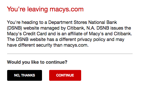 Macy's Credit Card - Apply 3