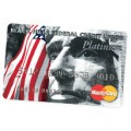 Black Hills Federal Credit Union Platinum MasterCard Credit Card