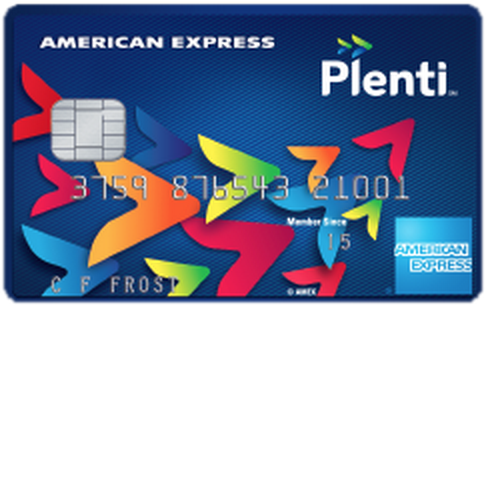 Plenti American Express Credit Card