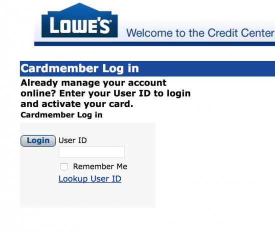 how to use credit card online pay bills