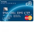 Citi ThankYou Credit Card