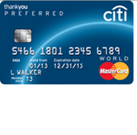 Citi ThankYou Credit Card Login | Make a Payment