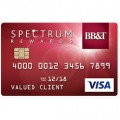 BB&T Spectrum Rewards Credit Card