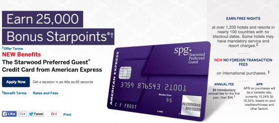 Starwood-Preferred-Amex-Credit-Card-apply
