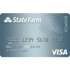 State Farm Bank Business Visa Credit Card