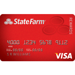 State Farm Rewards Visa Credit Card