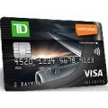 TD Canada Trust Aeroplan Infinite Visa Credit Card