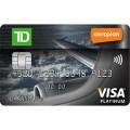 TD Canada Trust Aeroplan Platinum Visa Credit Card