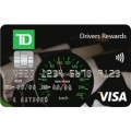 TD Canada Trust Drivers Rewards Visa