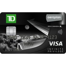 TD Infinite Privilege Visa Credit Card Login | Make a Payment
