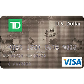 How to Apply for the TD Canada Trust U.S. Dollar Visa Credit Card