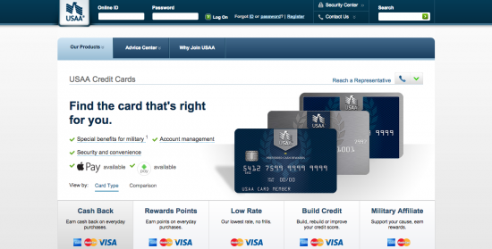 USAA Cash Rewards American Express Credit Card - Apply 1