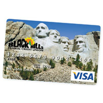 Black Hills Federal Credit Union Visa Credit Card