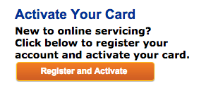 Walmart Credit Card - Login 2
