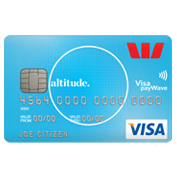 Westpac Altitude Credit Card