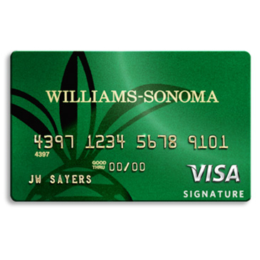 Williams-Sonoma Credit Card