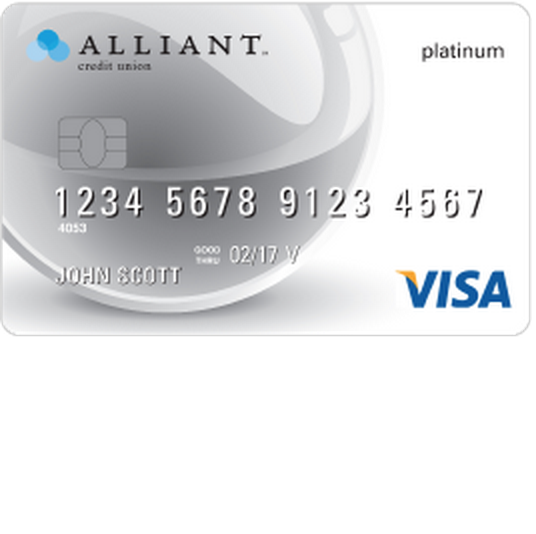Alliant Visa Platinum Credit Card Login | Make a Payment