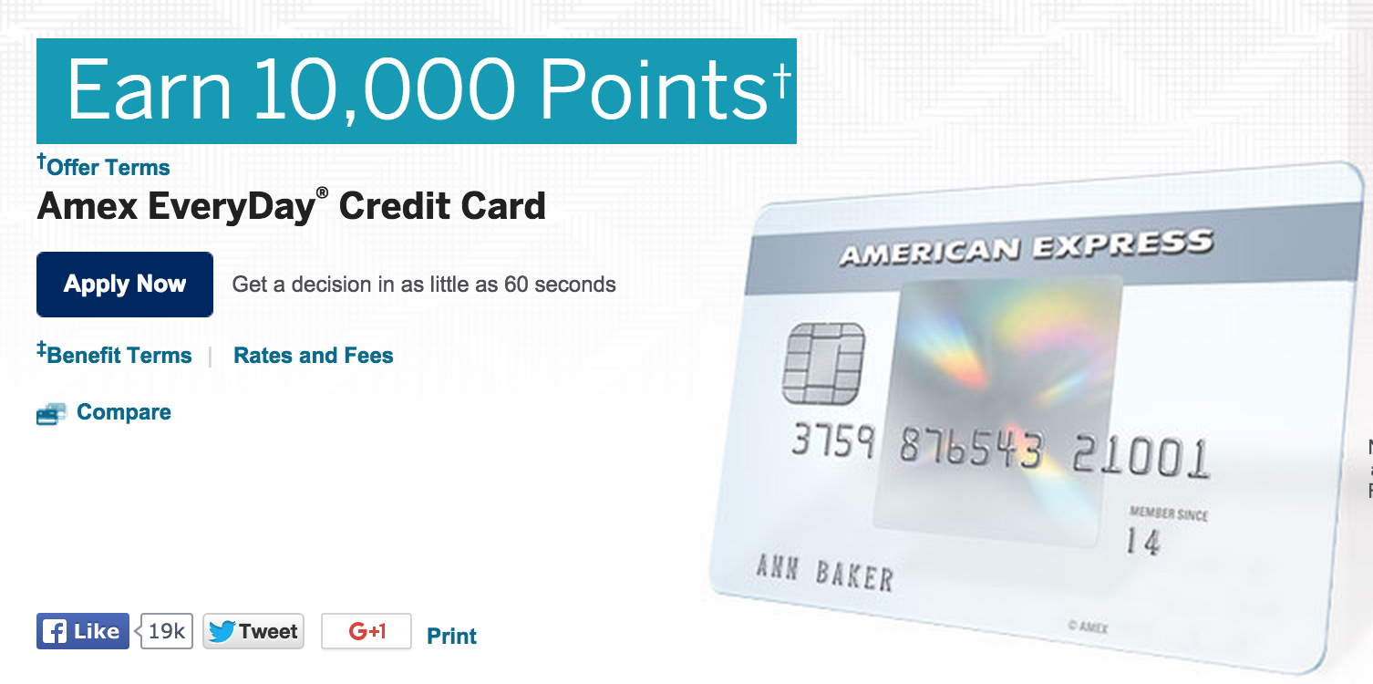 amex everyday credit card easy to get - ribupire gq