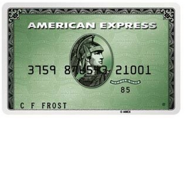 Amex Green Credit Card
