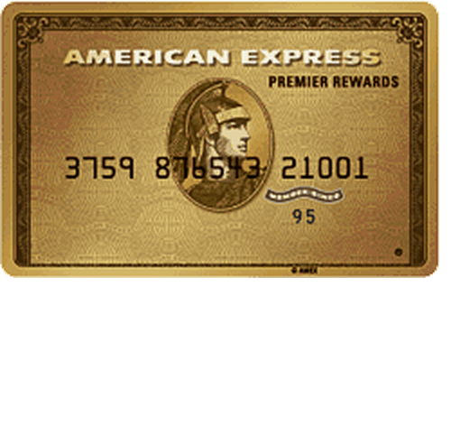 Amex Premier Rewards Gold Credit Card
