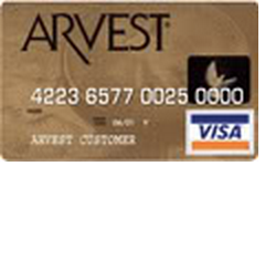 Arvest Gold Credit Card