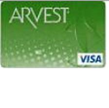 Arvest Classic Visa Credit Card