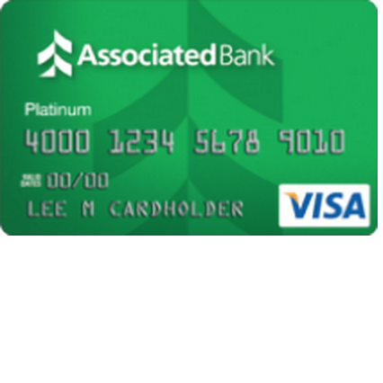 Associated Bank Visa Platinum Credit Card
