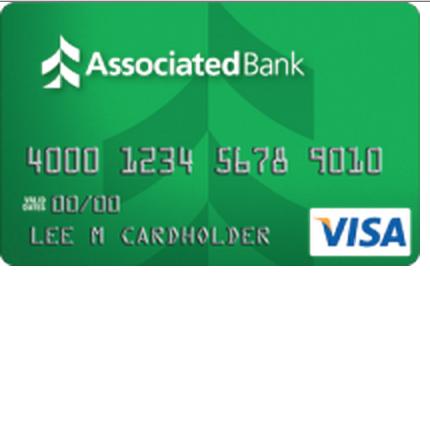 Associated Bank College Rewards Visa Credit Card