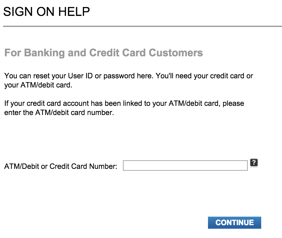 citibank credit card payment login