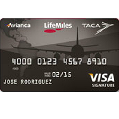 Avianca LifeMiles Visa Card